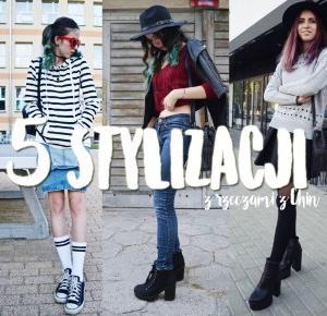 5 stylizacji z ubraniami z Chin! • Ola Brzeska