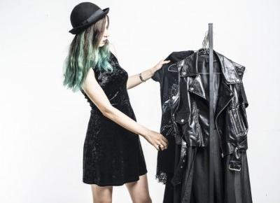 Używane ubrania w stylu alternatywnym, rockowym - gdzie kupić?