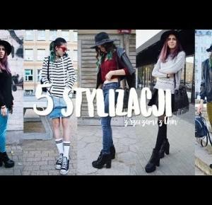 LOOKBOOK: 5 stylizacji z ubraniami z Chin!