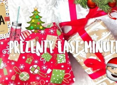 Świąteczne prezenty last minute do 50 złotych! • Ola Brzeska