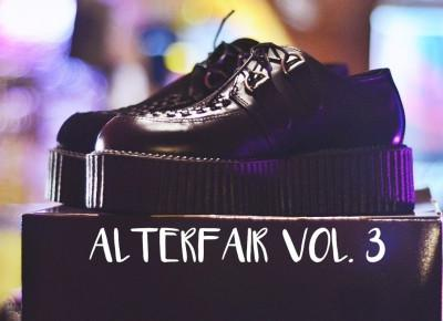 AlterFair vol. 3 - targi mody alternatywnej • Ola Brzeska