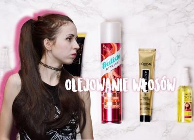 Jak dbać o włosy: olejowanie • Ola Brzeska