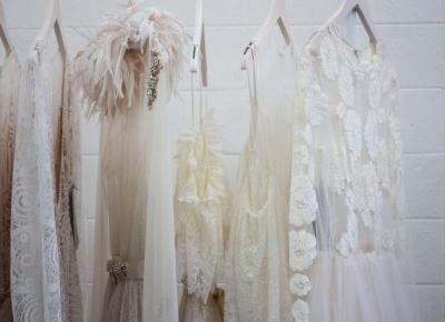 Sukienka ślubna w stylu boho za mniej niż 200 złotych!
