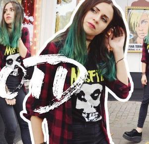 OOTD: Misfits • Ola Brzeska