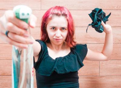 4 łatwe sposoby na ekologiczne sprzątanie • Ola Brzeska