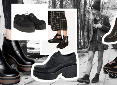 Gdzie kupić buty na wiosnę? Najciekawsze obuwie w alternatywnym stylu!