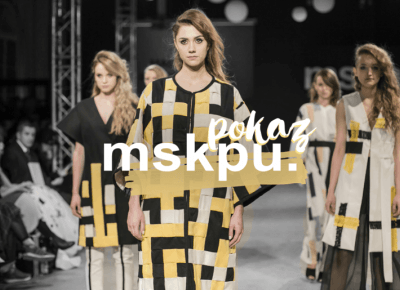 Co modnego u młodych projektantów? Pokaz dyplomowy MSKPU • Ola Brzeska