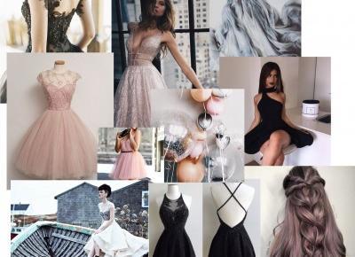 Sukienki na studniówkę 2017 • Ola Brzeska