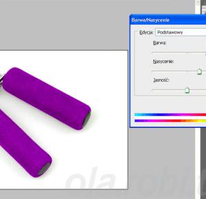 Jak zmienić kolor przedmiotu na zdjęciu w Photoshopie? [PROSTY SPOSÓB] – Ola Brzeska
