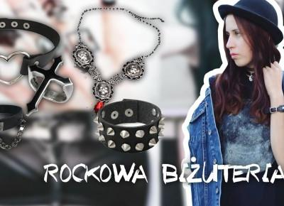 Biżuteria w rockowym stylu • Ola Brzeska