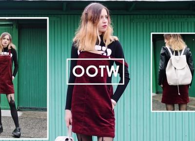 OOTW: Corduroy • Ola Brzeska