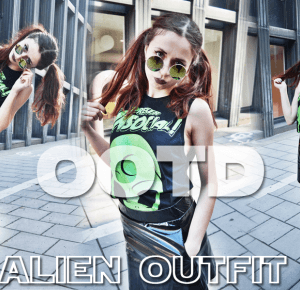 Alien – Ola Brzeska