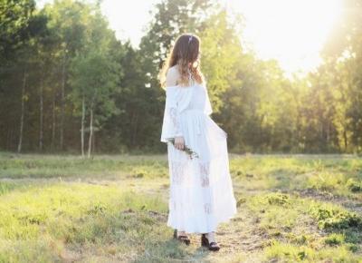 Suknia ślubna w stylu alternatywnym. Rockowa, gotycka odzież ślubna. • Ola Brzeska