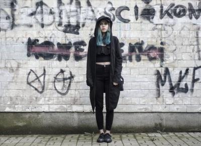 OOTW: Mroczny luz • Ola Brzeska