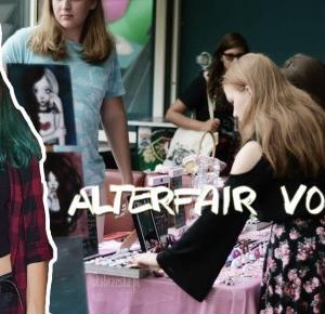 Targi mody alternatywnej AlterFair vol. 2 • Ola Brzeska