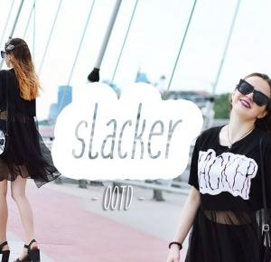 OOTD: Slacker - Ola Brzeska