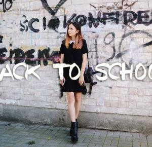 3 stylizacje na rozpoczęcie roku szkolnego! • Ola Brzeska