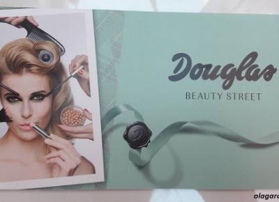 Douglas Beauty Street - relacja z makijażu.