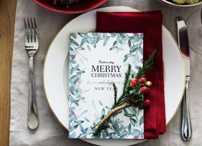 Wesołych Świąt! - życzenia dla czytelników.