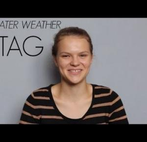 Sweater Weather TAG 2016