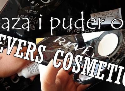 Baza pod makijaż i puder mineralny od Revers Cosmetics | Ruude Girls