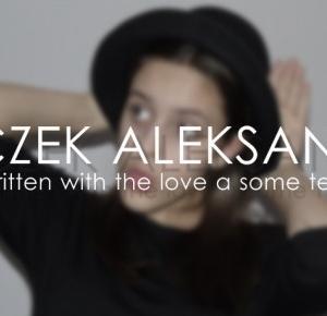 ALEKSANDRA WILCZEK: It's over.