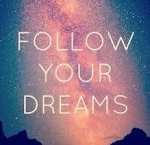 Chciałabym ci przypomnieć byś marzył i żeby twoje marzenia były wielkie | Definicja mnie