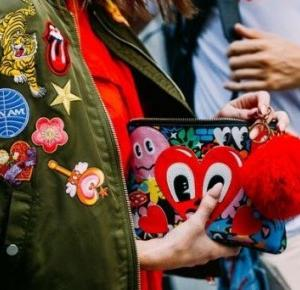 Highly Creative by Olga: IT trend - badges mini shopping guide