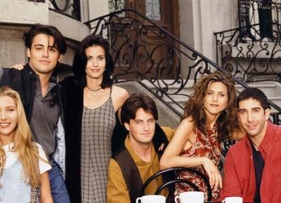 Serial  przyjaciele trafił do   kin w całej Polsce