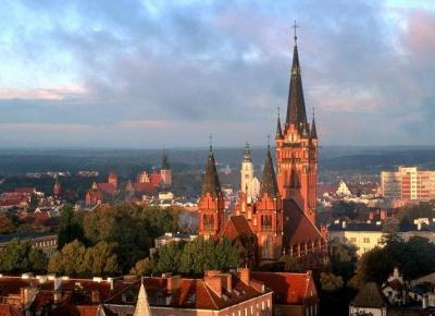 Co  warto  zobaczyć w Olsztynie ?