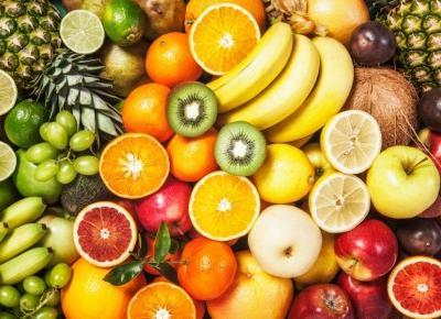 11 Najzdrowszych Owoców