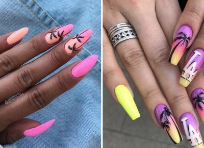 5 stylizacji manicure na lato!