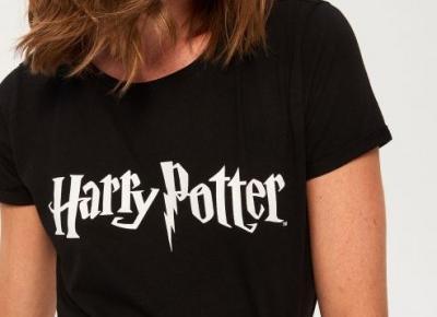 Kolekcja dla fanów Harry'ego Pottera w Sinsay - Glamour.pl