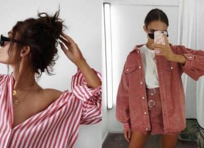 5 ubrań, w których najlepiej wyglądamy na selfie!