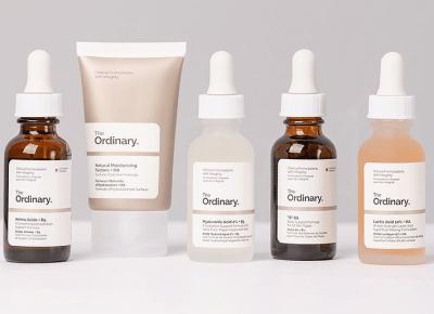 THE ORDINARY- fenomen dla młodej skóry?