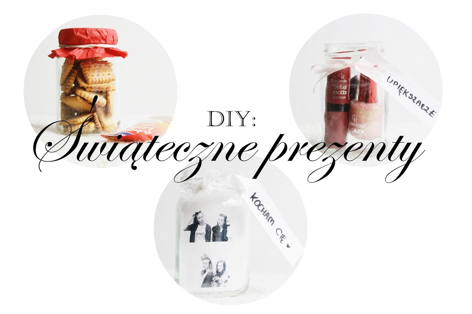 DIY: Świąteczne prezenty