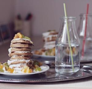 CIY: Cynamonowe pancakes | śniadanie do łóżka