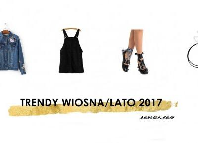 TRENDY WIOSNA/LATO 2017 | romwe.com