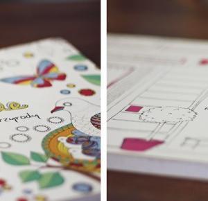 Kolorowanki antystresowe dla dorosłych | Wydawnictwo Kaktus