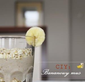 CIY: Bananowy mus
