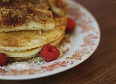 CIY: Pancakes z bananami