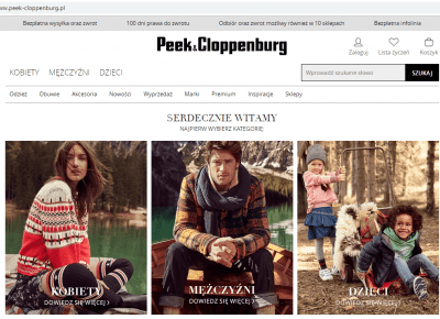 JUŻ ONLINE! | Peek & Cloppenburg