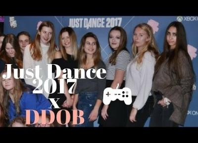 Event DDOB x Just Dance w Spin City |OMG is that Angie?!
