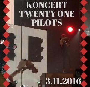 VLOG: Twenty One Pilots-Emotional Roadshow World Tour 3.11.2016  |OMG is that Angie?!