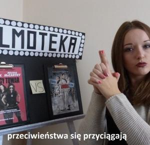 Filmoteka#3 Przeciwieństwa się przyciągają!  OMG is that Angie?!