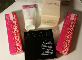 Beauty Courier: Avon - małe zakupy
