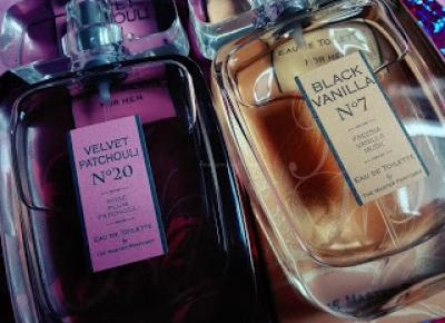 Beauty Courier: Kruidvat - The Master Perfumer - N°7 Black Vanilla / N°20 Velvet Patchouli