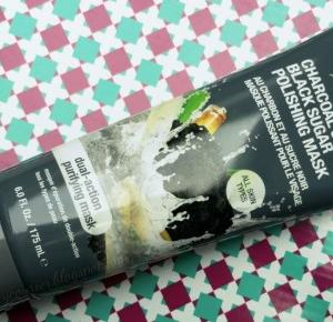 Beauty Courier: Freeman - Charcoal and Black Sugar Facial Polishing Mask