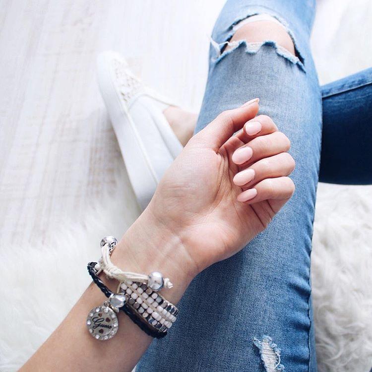 nowe paznokcie *-*