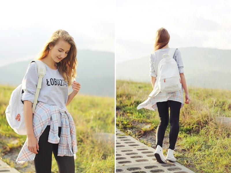 optymistka.: ♡ Fashion | Lace backpack